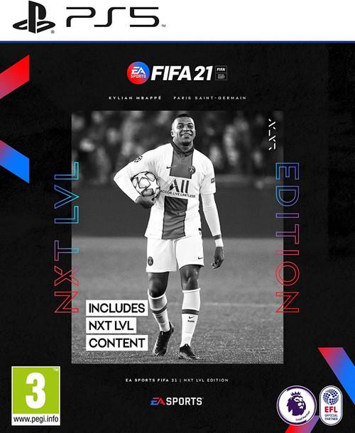 Fifa 21 - NXT LVL Edition PS5 Game (PlayStation 5)