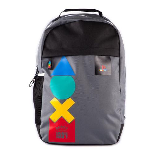 Sony Playstation Spring Retro Backpack Unisex - Grey/Black (BP618276SNY)