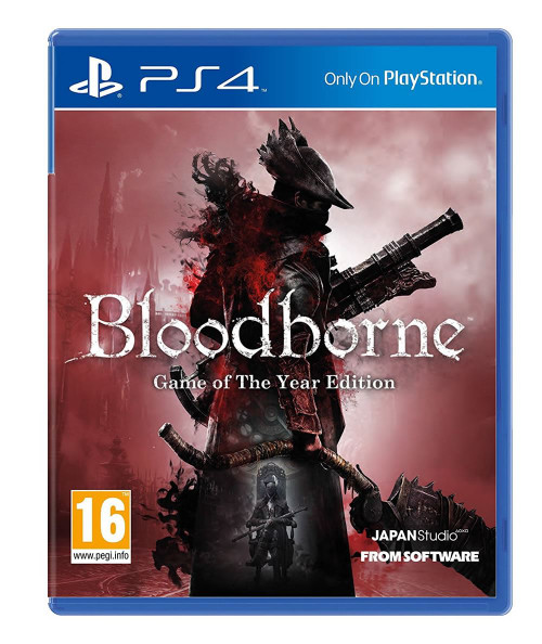Bloodborne PS4 Game Game of the Year Edition PS4 Game