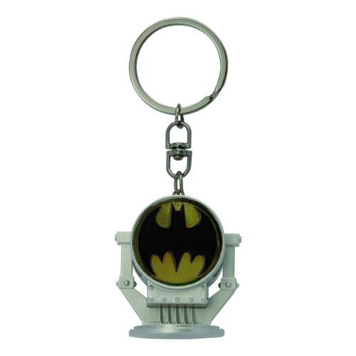 Dc Comics Batman Bat-Signal 3D Premium Keychain - Multi-colour (ABYKEY336)