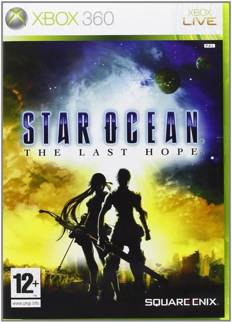 Star Ocean The Last Hope Xbox 360 (Italian Box - Multi Language In Game)