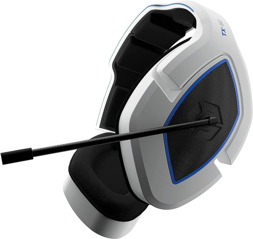 Gioteck TX50 Stereo Gaming Headset For PS5 - White/Blue