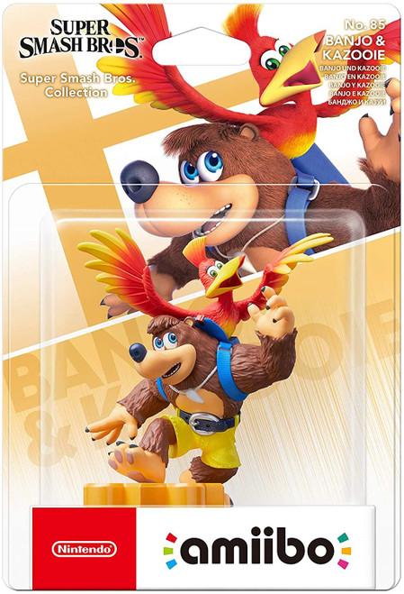Nintendo Amiibo Character - Banjo & Kazooie (Super Smash Bros. Collection)