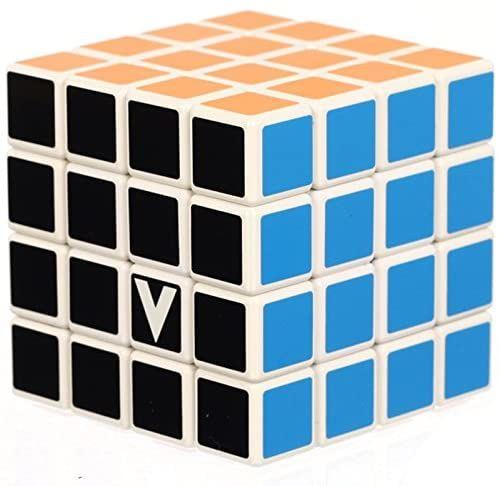 V-Cube 4 x 4 White Flat Toy