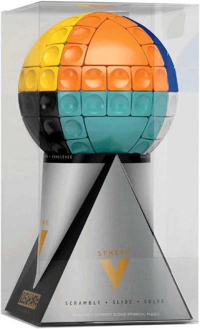 V-Sphere Sliding Tile Puzzle Ball Toy