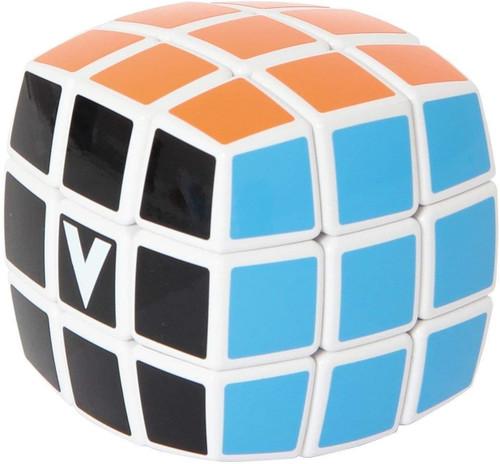 V-Cube 3 x 3 White Pillow Toy