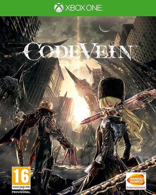 Code Vein Video Game Xbox One
