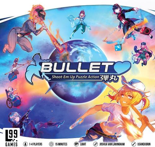 Bullet Board Game