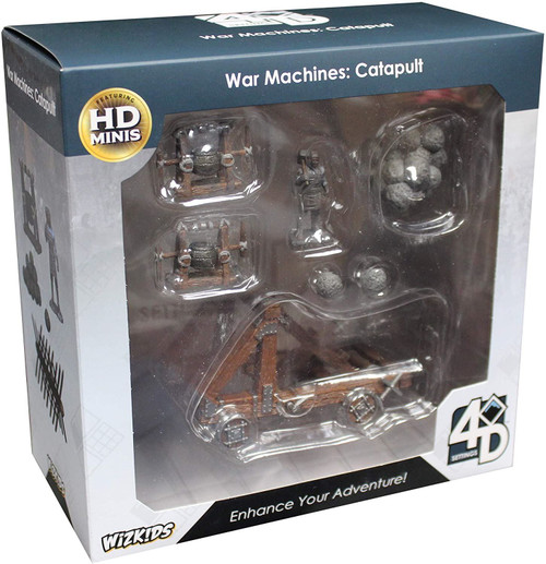 WizKids 4D Settings War Machines Catapult