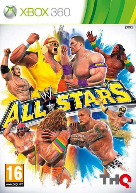 WWE All Stars Xbox 360 Game