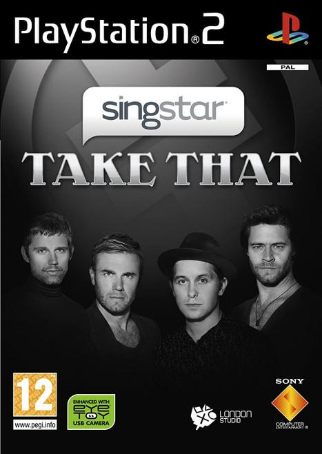 Singstar Take That PS2 (Game Only)