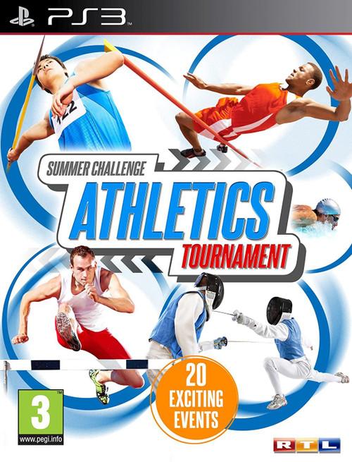 Summer Challenge Athletics Tournament PS3 Game