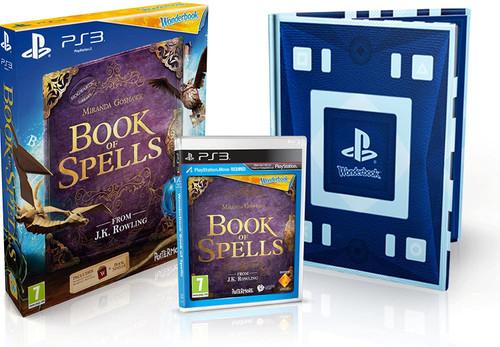 Wonderbook Book of Spells (Book & Game) PS3