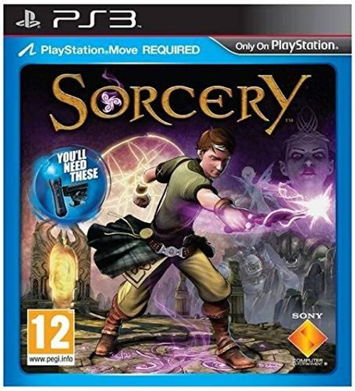 Sorcery - Move Compatible PS3 Game