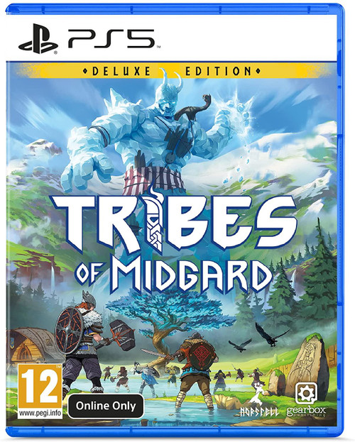 Tribes of Midgard - Deluxe Edition PS5 Game