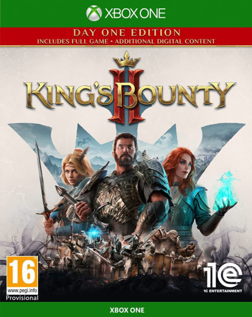 Kings Bounty II Day 1 Edition Xbox One Game