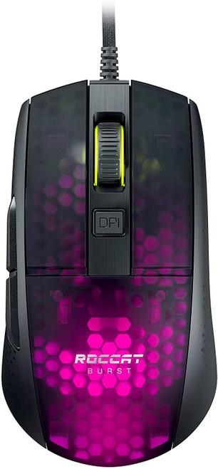Roccat Burst Pro Optical Pro PC Gaming Mouse - Black