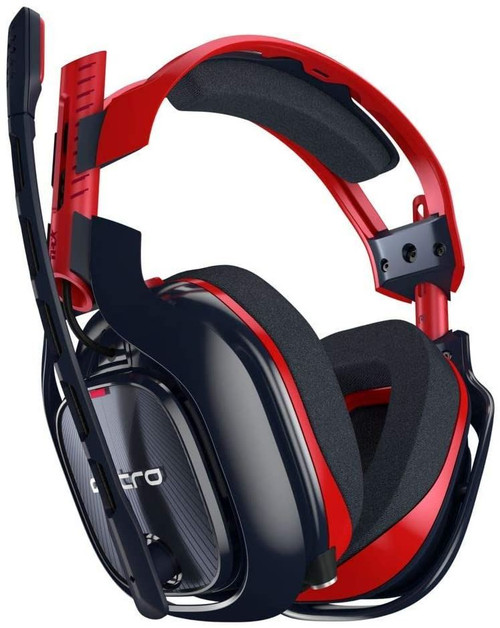 ASTRO Gaming A40 TR-X Edition Wired Gaming Headset Red/Blue