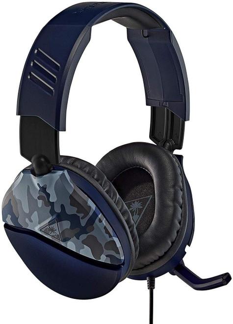 Turtle Beach Recon 70 Gaming Headset - Blue Camo
