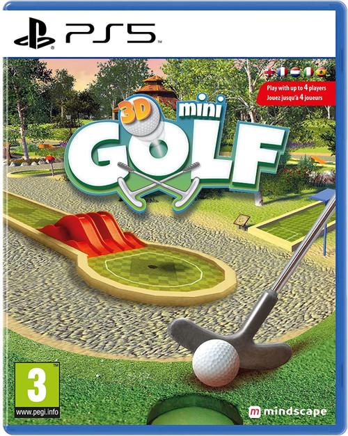 3D Mini Golf PS5 Game