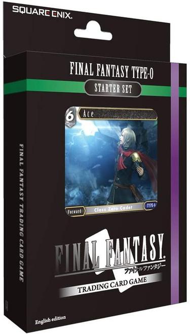 Final Fantasy Type-O Starter Set Trading Cards