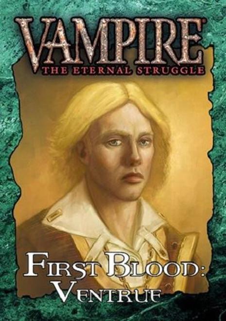 First Blood Vampire Leumeah Vampire the Eternal Struggle B&M