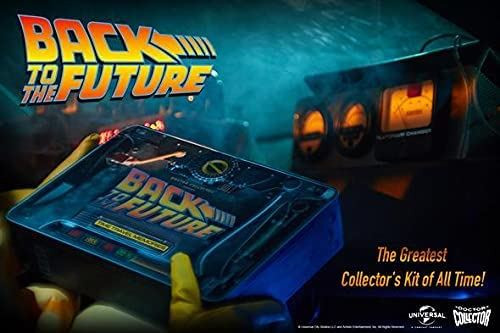 Back to the Future Time Travel Memories Kit - Gaming Merchandise