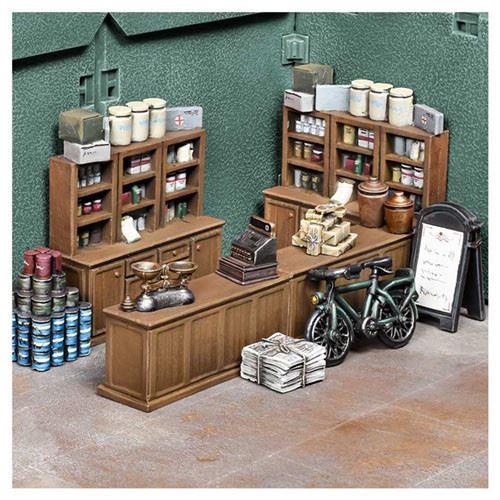 TerrainCrate Grocery Store