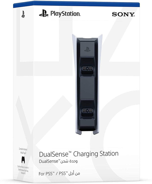 Official Sony Playstation 5 DualSense Controller Charging Station - PS5