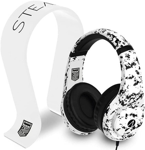 Stealth XP Conqueror Stereo Gaming Headset with Stand - Arctic Edition