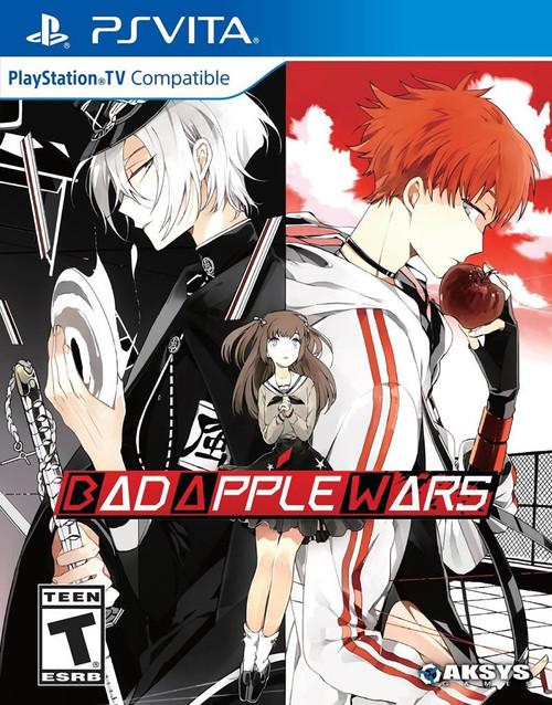 Bad Apple Wars PS Vita Game