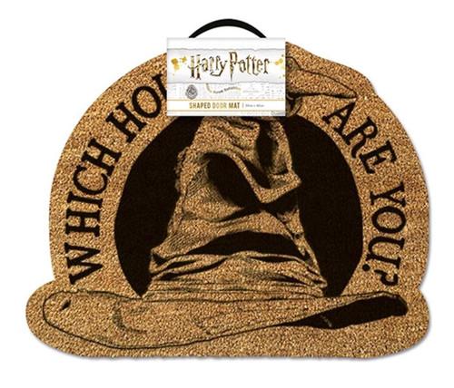 Harry Potter Shaped Doormat Multi-Colour 40 x 60 cm - Gaming Merchandise