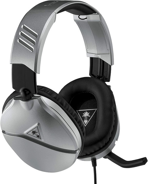 Turtle Beach Recon 70 Gaming Headset - Silver