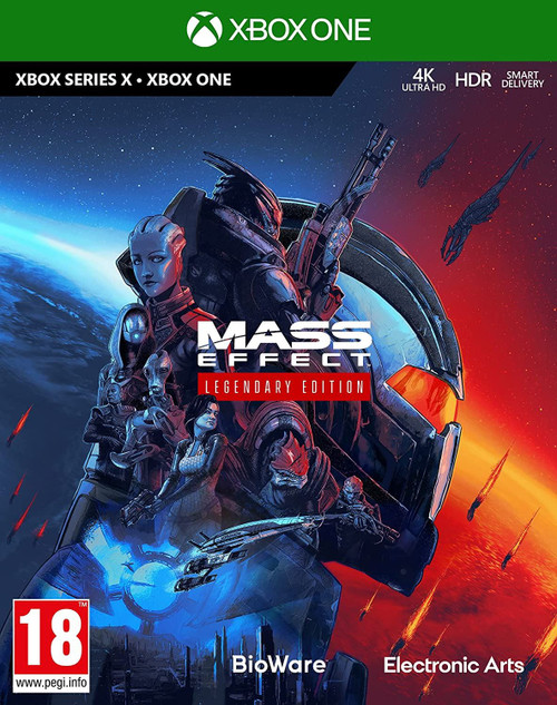 Mass Effect Trilogy - Legendary Edition Xbox One Game