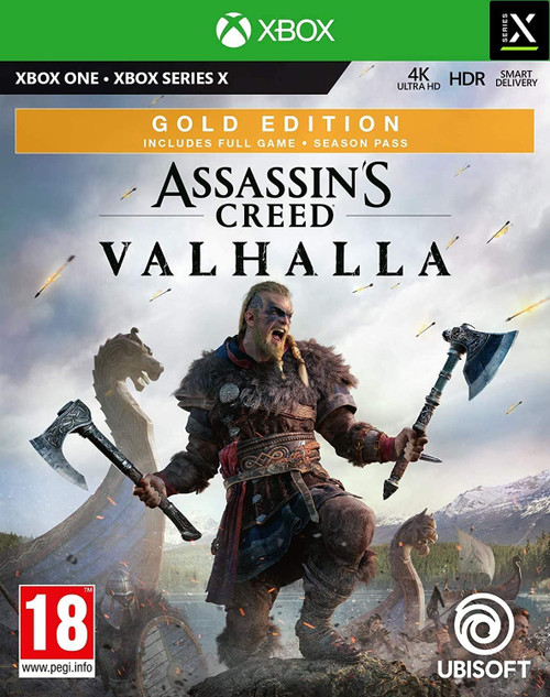 Assassin's Creed Valhalla - Gold Edition Xbox One Game