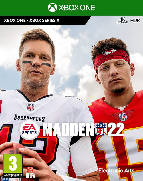 Madden NFL 22 Xbox One Game