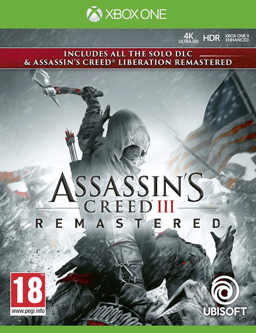 Assassin's Creed III & Liberation Remastered Xbox One Game