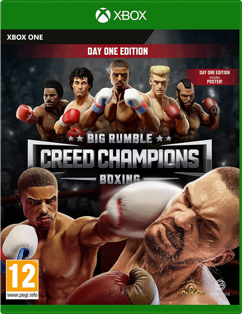 Big Rumble Boxing Creed Champions - Day One Edition Xbox One Game