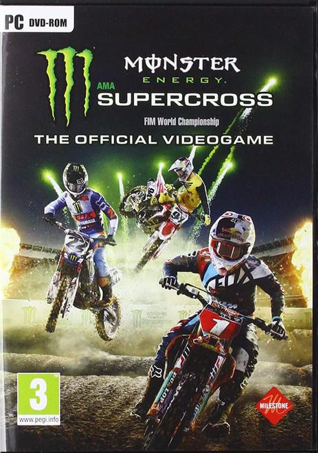 Monster Energy Supercross PC Game