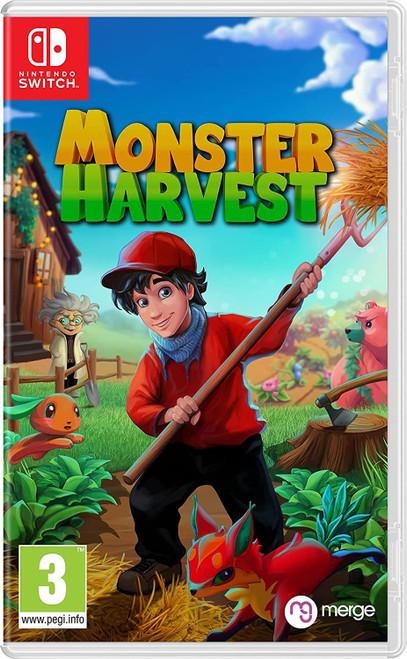 Monster Harvest Switch Game
