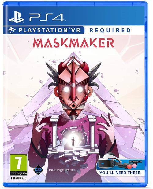 Mask Maker PS4 Game (For Playstation VR)