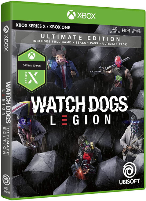 Watch Dogs Legion - Ultimate Edition Xbox One Game