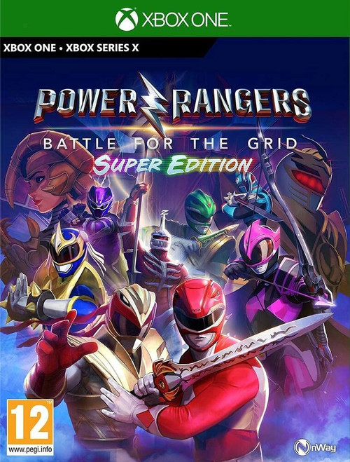 Power Rangers Battle for the Grid - Super Edition Xbox One Game