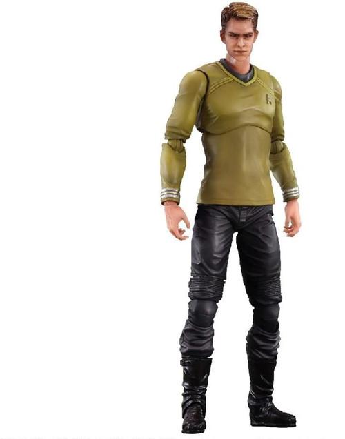 Star Trek - Kirk Play Arts Kai Captain James T. Kirk Figurine
