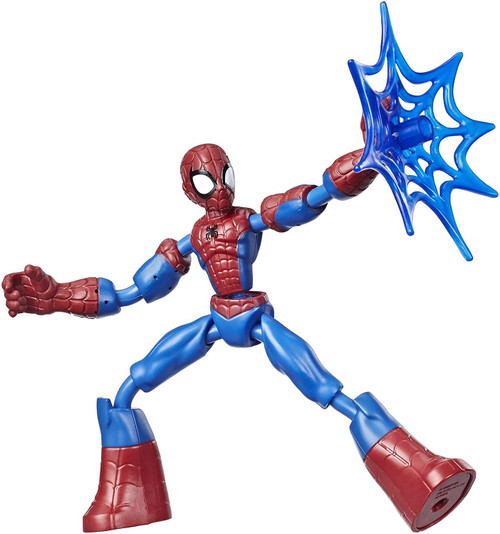Spiderman Bend & Flex - Spider-man Action Figure Kids Toy