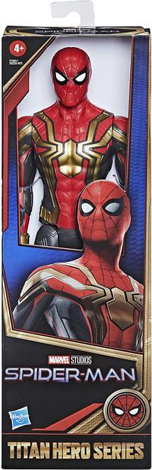 Spiderman 3 12in Titan Hero Red Gold Spy Kids Toy