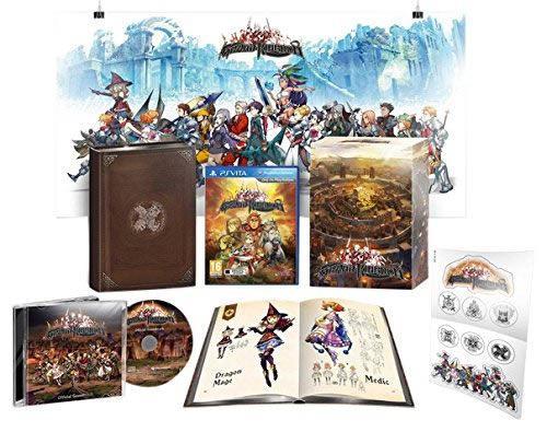 Grand Kingdom - Limited Edition Playstation PS Vita Game