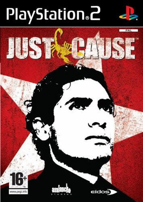 Just Cause PS2 Game