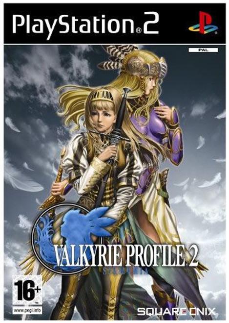 Valkyrie Profile 2 Silmeria PS2 Game