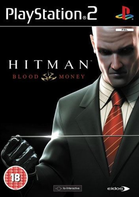 Hitman Blood Money PS2 Game